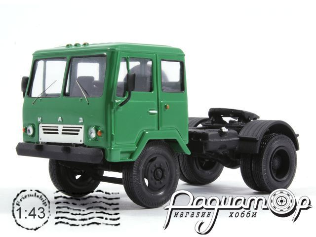 КАЗ-608 седельный тягач (1972) 23-2