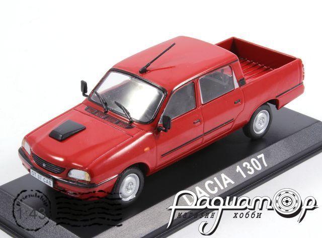 Masini de Legenda №57, Dacia 1307 Double Cab (1992)