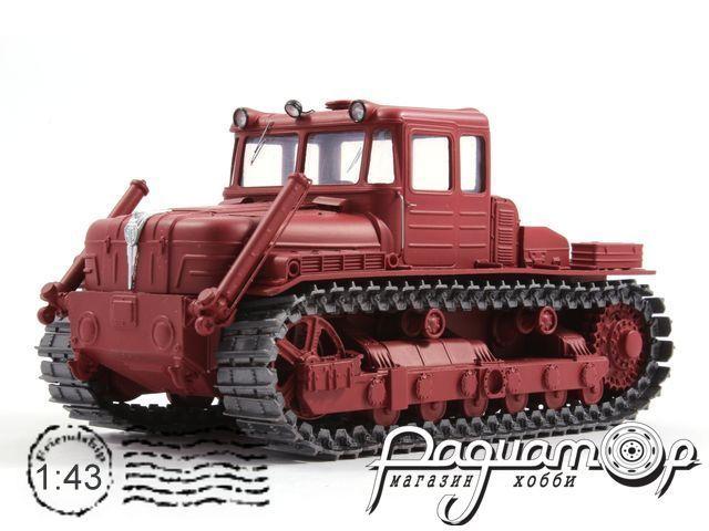 Трактор ДЭТ-250 (1957) TR01