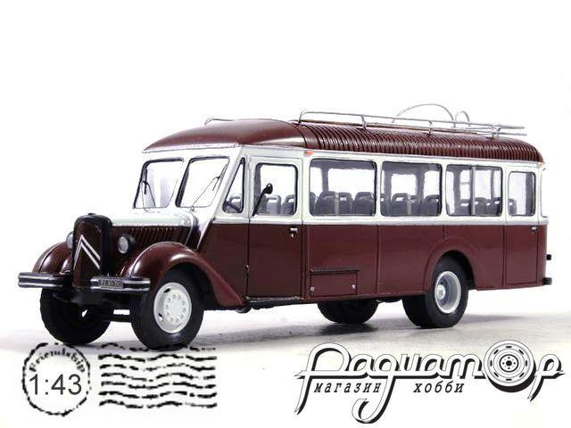 Citroen C-45 городской автобус (1947) 8-12