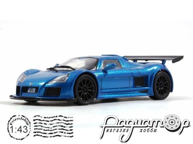 Суперкары №59, Gumpert Apollo (2005)
