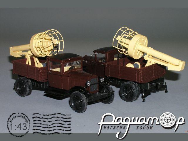 ТВГ-11(АА) автовышка (1940) С2-86