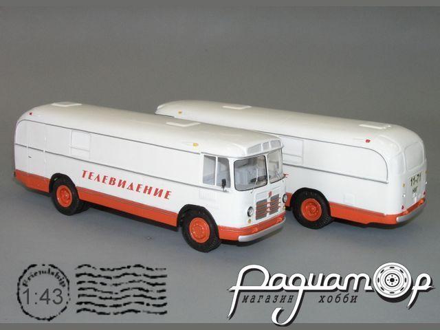 ЛиАЗ-158 ПВС-1 ТВ-Видео (1970) V3-21.5