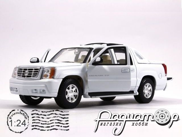 Cadillac Escalade Pick Up (2002) 22430