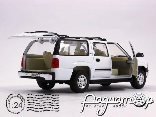 Chevrolet Suburban (2001) 22090W