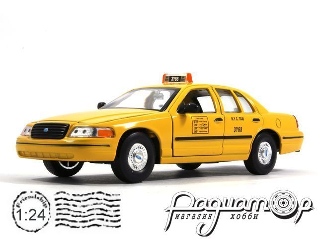 Ford Crown Victoria Taxi (1999) 22082T