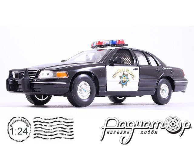 Ford Crown Victoria Police (1999) 22082CA