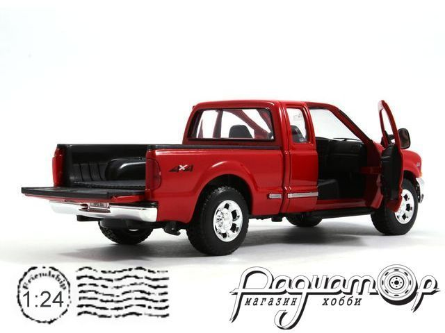 Ford F-350 Pick Up (1995) 22081