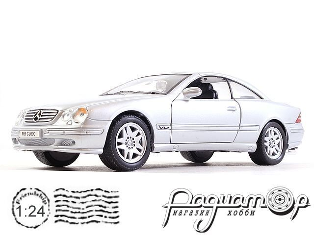 Mercedes-Benz CL600 (2006) 22073