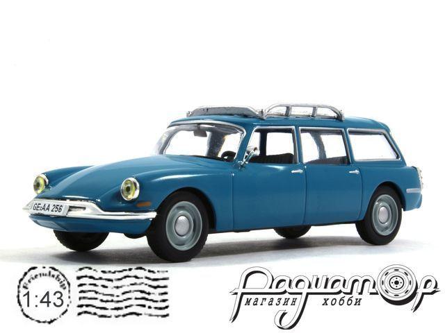 Citroen ID 19 (1960) WB039