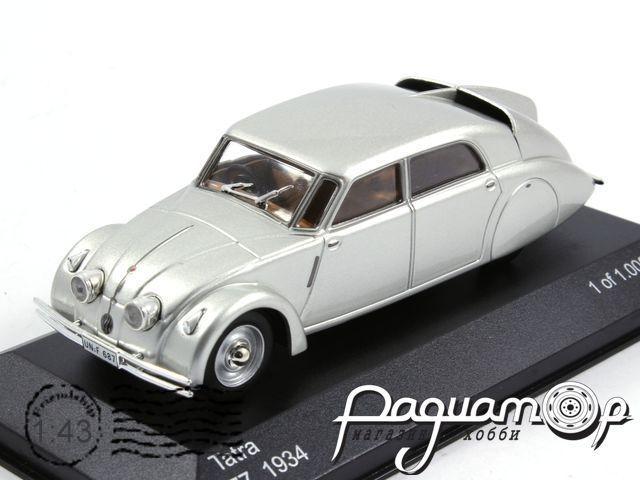 Tatra 77 (1934) WB042