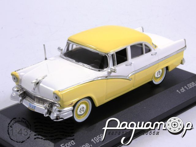 Ford Fairlane Sedan (1956) WB043