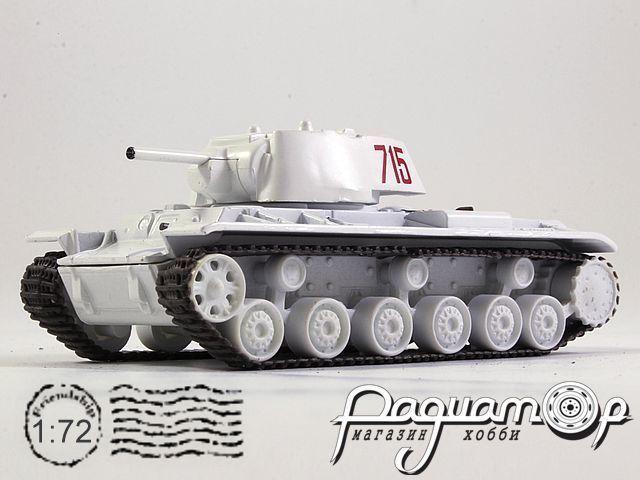 Русские танки №70, КВ-1 (1940)