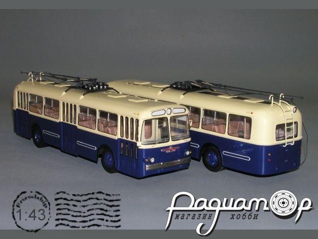 ЗИУ-5Е трёхдверный (1967) V1-28.9