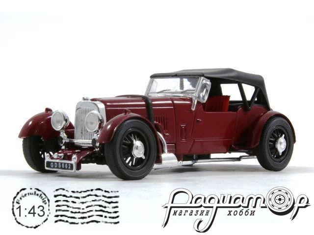 Aston Martin MkII (1934) LS38