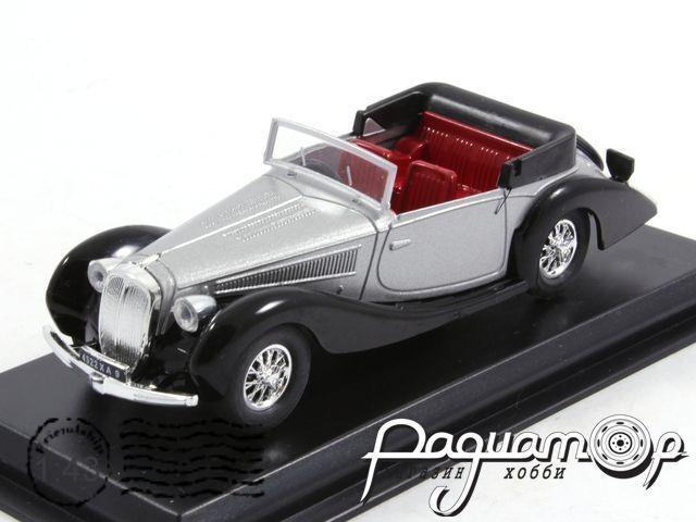 Delahaye 135M Figoni (1937) LS12