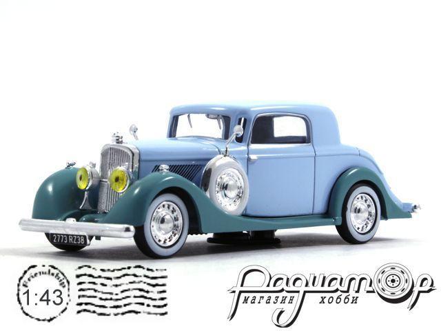 Panhard 6CS (1935) LS55