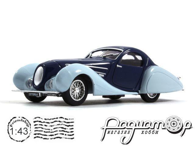 Talbot Lago T150C (1937) LS49