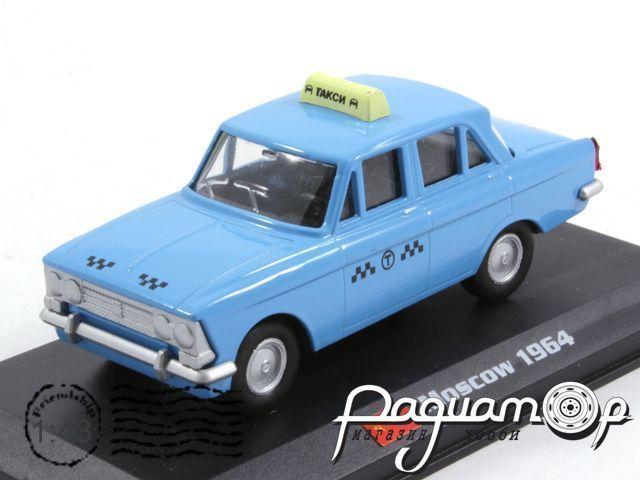 Москвич-408 Такси Москва (1964) TS30