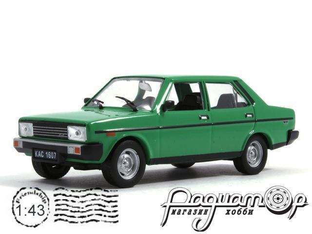 Retroautok №108, Fiat 131p (1974)