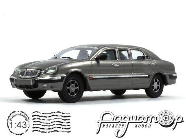 ГАЗ-3111 «Губернатор» длинобазный (1998) 1-7-2