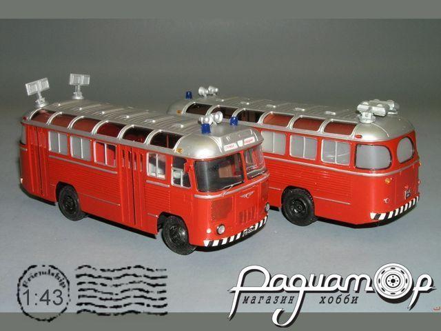 ПАЗ-652Б служба освещения (1960) V3-01.7