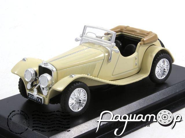 Jaguar SS-100 (1936) LS05