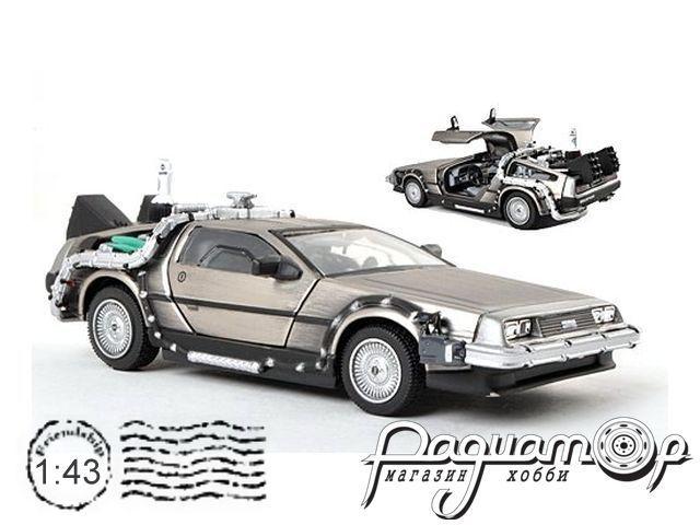 DeLorean DMC 12 из к/ф «Назад в будущее 2» (1983) 24010