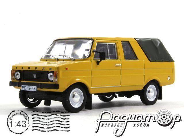 Retroautok №109, Tarpan 233 (1973)