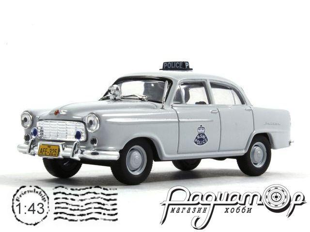 Полицейские машины мира №10, Holden FE Полиция Австралии (1956)