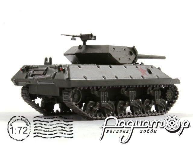 Русские танки №71, M10 (1940)