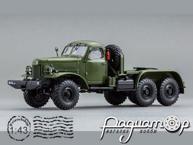 ЗиЛ-157КВ седельный тягач (1961) 115703