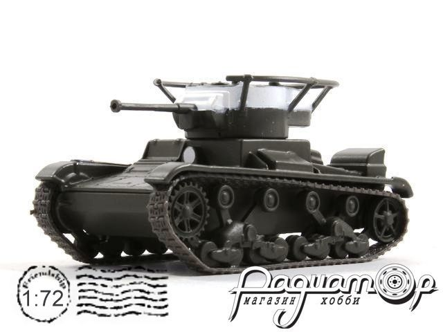 Русские танки №72, Т-26 белая отметка (1931)