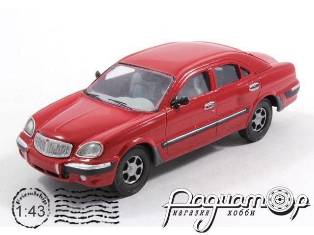 ГАЗ-3111 «Губернатор» (1998) 16-4