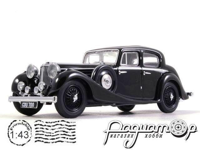 Jaguar SS 2.5 (1940) JSS002 (Z)
