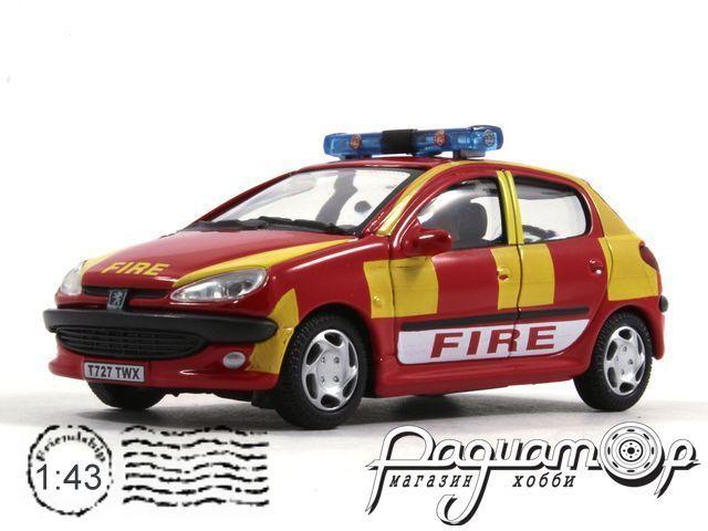 Peugeot 206 Fire (GB) (1998) 45760