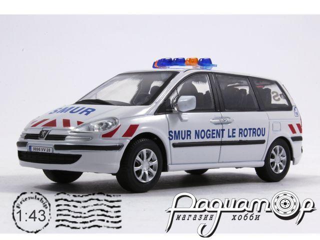 Peugeot 807 Smur Nogent Le Rotrou (F) 52810