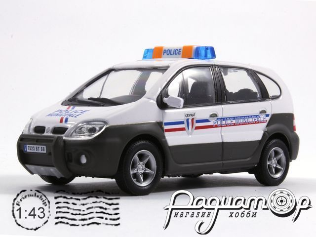 Renault RX4 Police (F) (1999) 52920