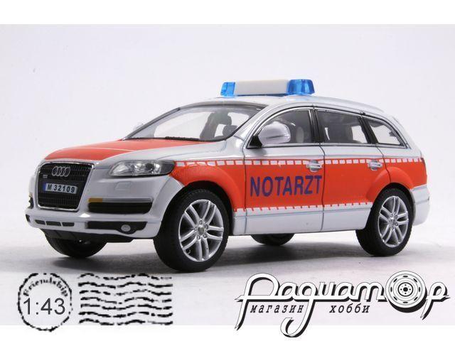 Audi Q7 Notarzt (D) (2005) 55520