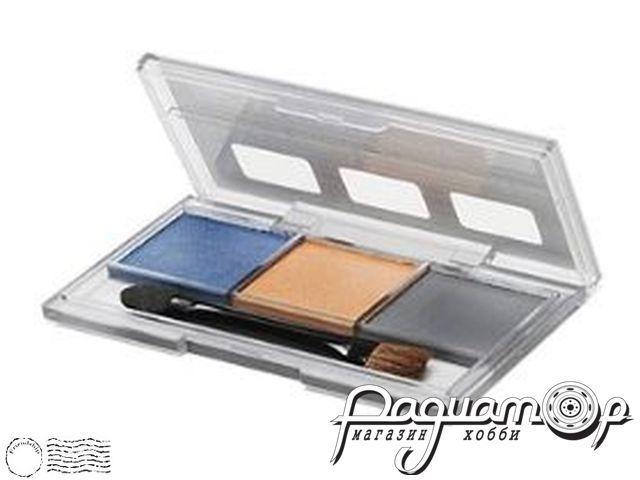 Набор D сухих красок для имитации старения и погодных эффектов : Горелый синий/Горелый красный/Масляные пятна 87088