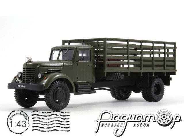 ЯАЗ-200А бортовой (1947) Limit-№8