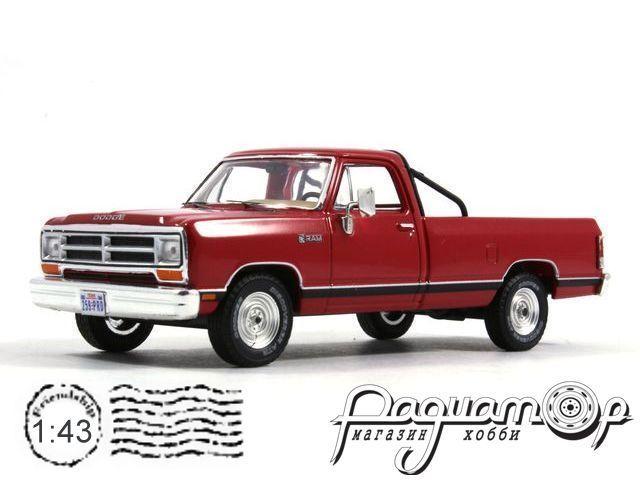 Dodge Ram Pick Up (1987) PRD259