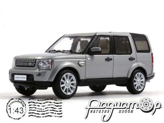 Land Rover Discovery 4 (2010) MOC134