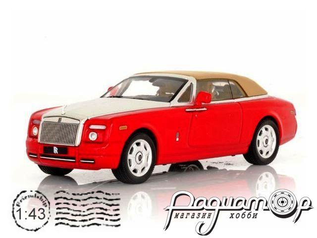 Rolls-Royce Phantom Drophead Coupe (2007) MOC128