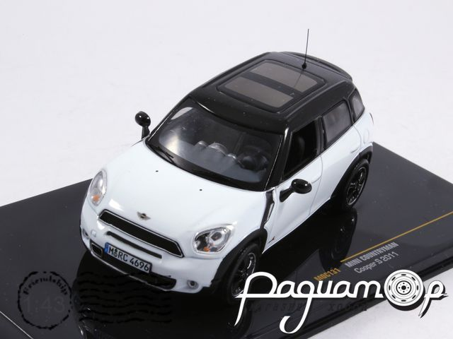 MINI Cooper S Countryman (4x4) (2010) MOC131