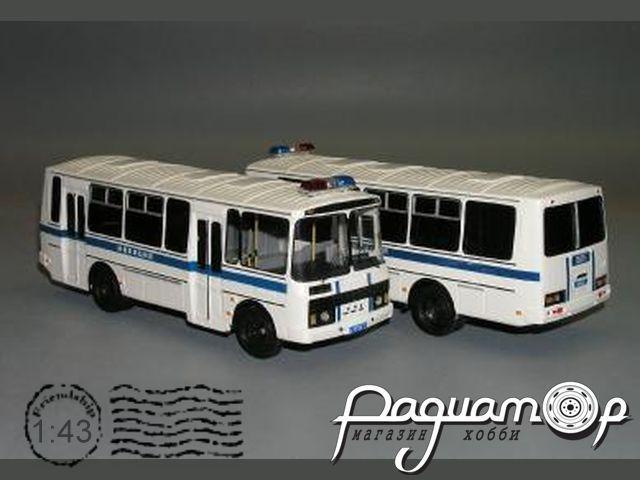 ПАЗ-4234 Милиция/ОМОН (2003) V3-74.3