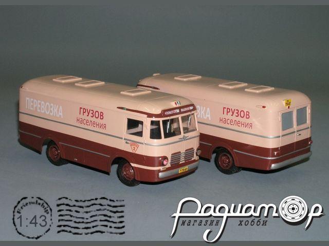 РАФ-251Ф фургон (1956) V4-70.1