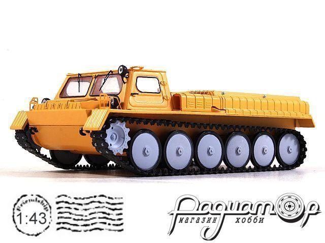 ГАЗ-71 (ГТ-СМ) снегоболотоход (1968) SSM3002