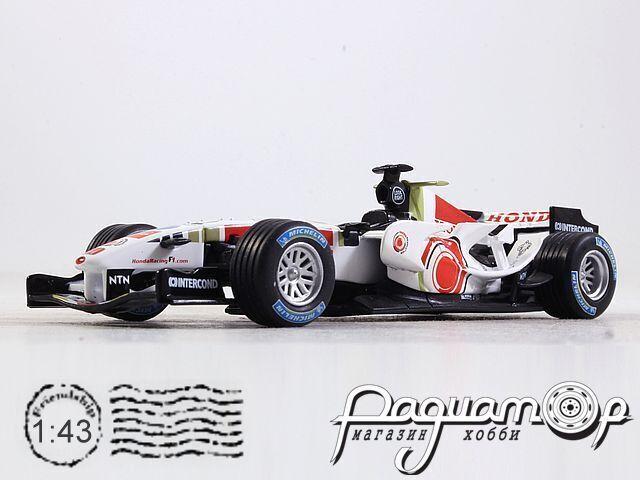 Honda RA106, Jenson Button (2006) (I)