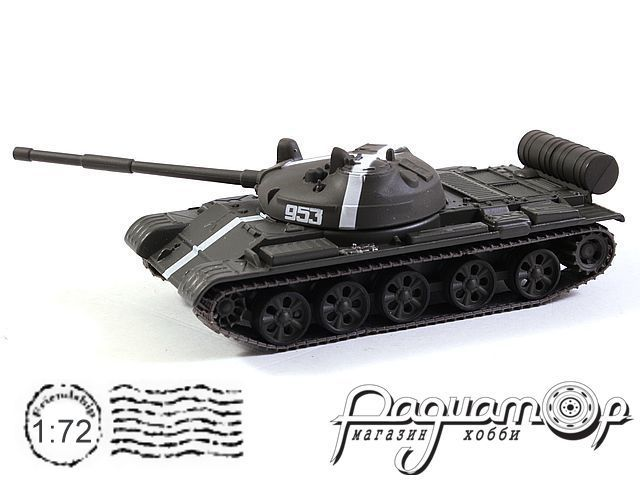Русские танки №73, Т-62 (1961) (L)